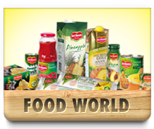 Del Monte Europe Food World